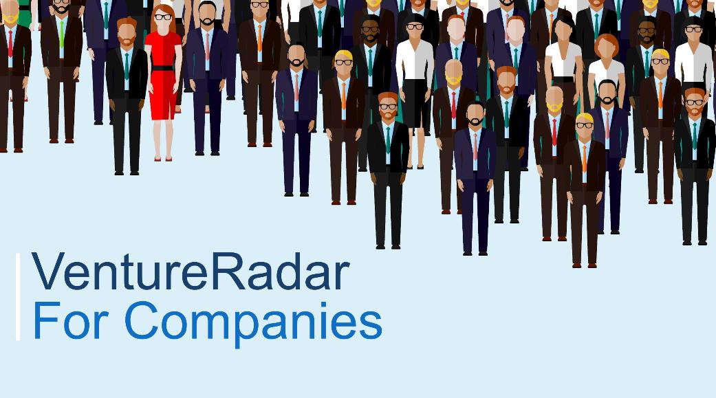VentureRadar for Companies